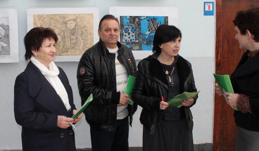 В Ялте дан старт всекрымского конкурса детского искусства «Тебе, моя Родина!» (фото) - фото 1