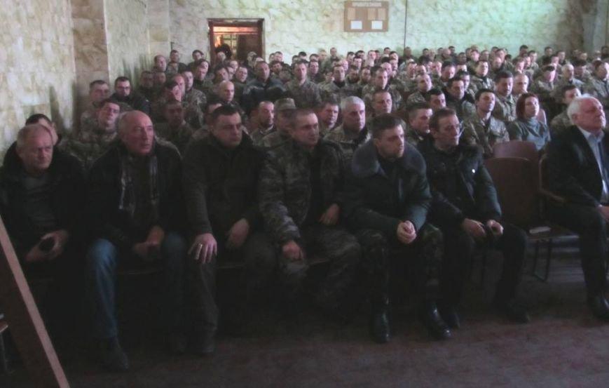 Делегація від Конотопа відвідала у м.Авдіївка бійців 58-ої окремої мотопіхотної бригади(Фото), фото-2