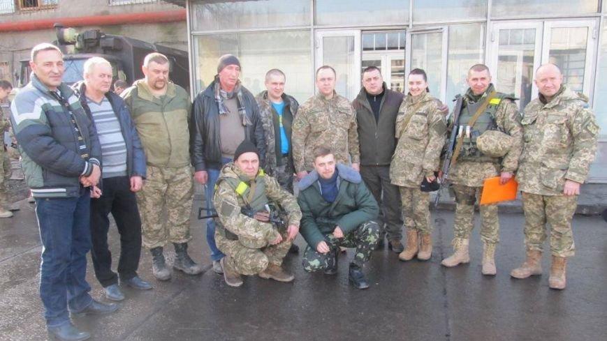Делегація від Конотопа відвідала у м.Авдіївка бійців 58-ої окремої мотопіхотної бригади(Фото), фото-4