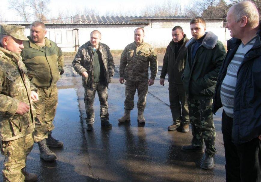 Делегація від Конотопа відвідала у м.Авдіївка бійців 58-ої окремої мотопіхотної бригади(Фото), фото-1