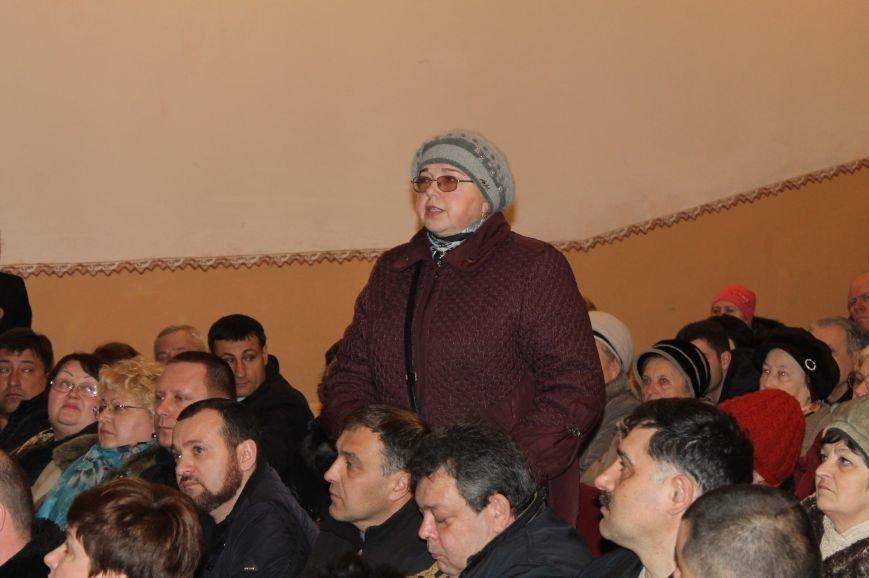 В Бахмуте началось обсуждение Социального проекта, фото-4