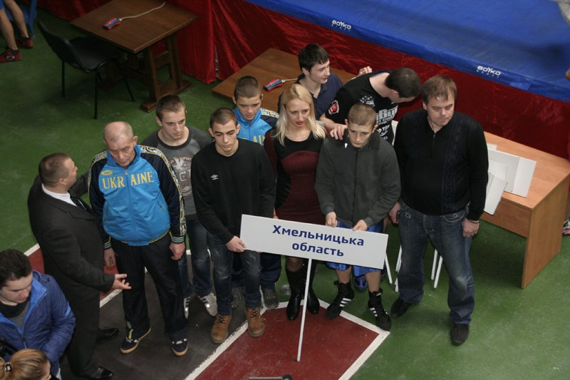 У Хмельницькому проходить Чемпіонат України з боксу (Фото) (фото) - фото 1