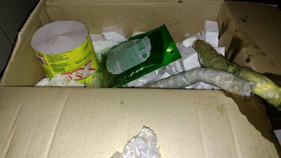 За сутки полиция Бахмута пресекла два случая оборота наркотиков (фото) - фото 1