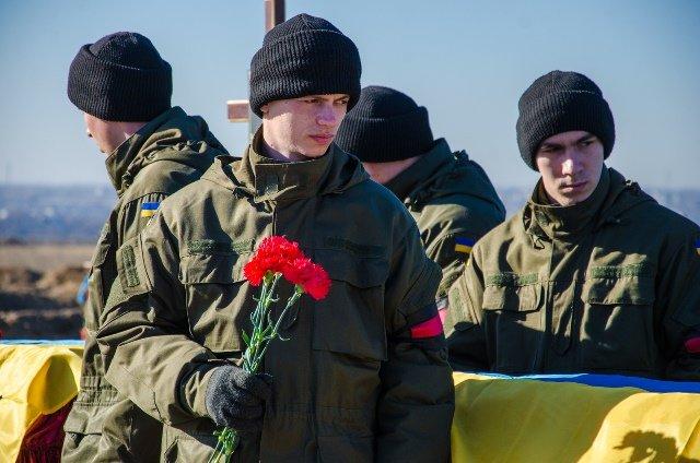 В Днепропетровске похоронили еще семерых бойцов АТО (ФОТО), фото-3