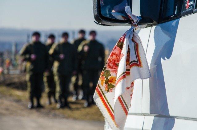 В Днепропетровске похоронили еще семерых бойцов АТО (ФОТО), фото-4