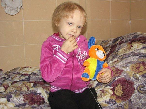 7-річна Діаночка з Івано-Франківська потребує донорів крові (фото) - фото 1