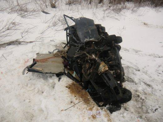На трассе «Самара-Ульяновск» разбились два человека, фото-2