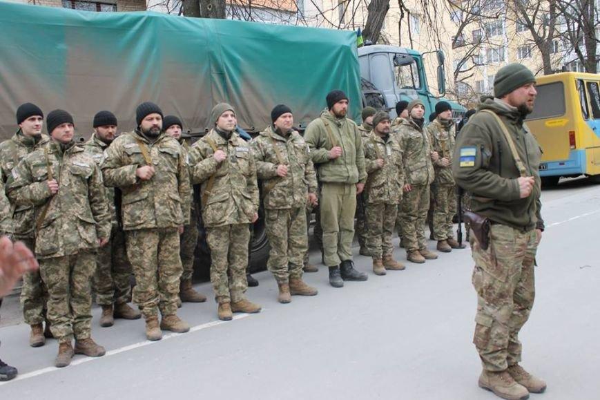 Військові Хмельниччини з Центру розмінування повернулися з зони АТО (Фото), фото-3