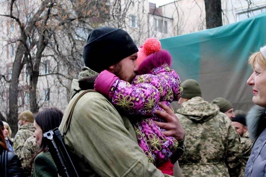 Військові Хмельниччини з Центру розмінування повернулися з зони АТО (Фото), фото-2