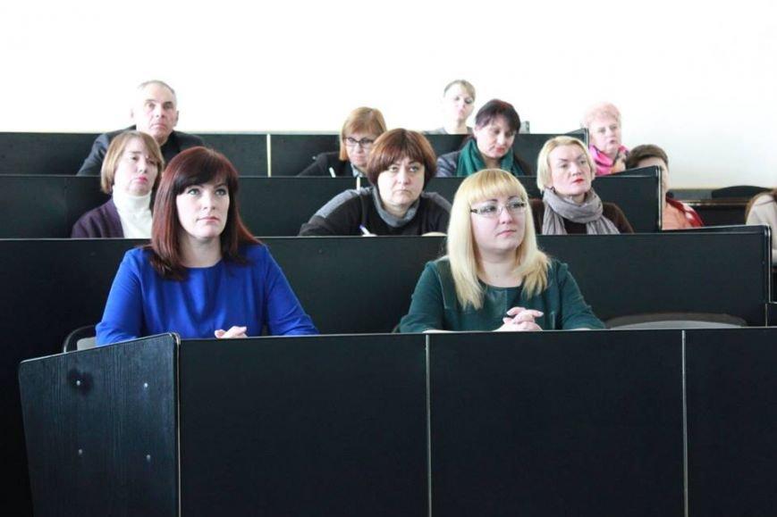 У стінах Хмельницької міськради пройшов семінар із залучення ґрантових коштів (Фото), фото-1