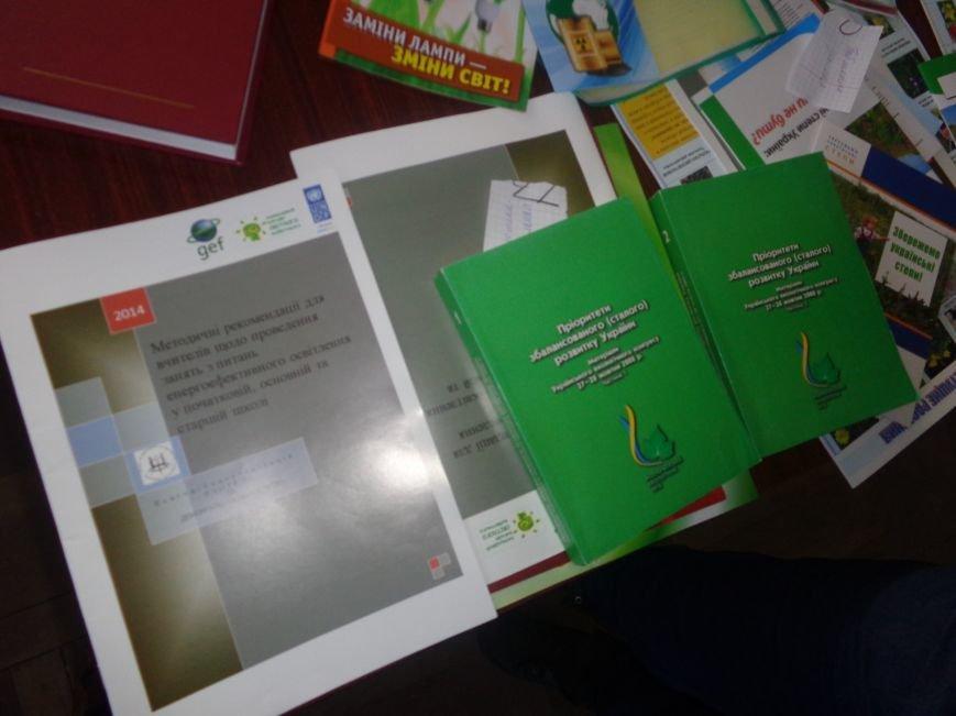 В Красноармейске рассказали о спасении природы Донбасса и способах предотвращения экологической катастрофы (фото) - фото 7