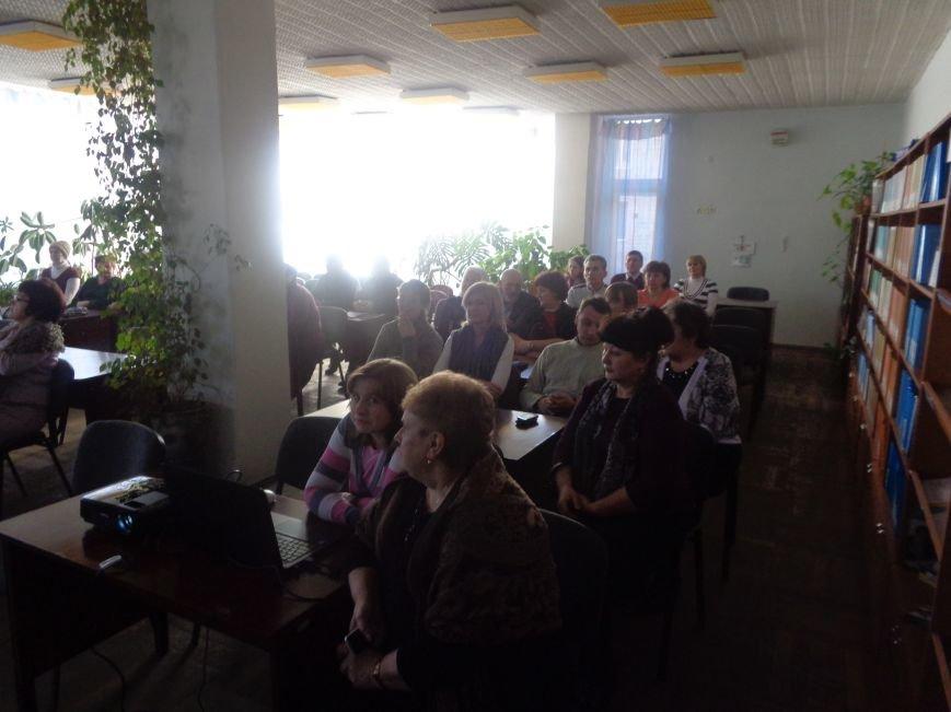 В Красноармейске рассказали о спасении природы Донбасса и способах предотвращения экологической катастрофы (фото) - фото 2