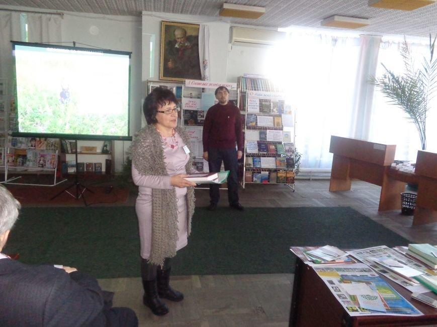 В Красноармейске рассказали о спасении природы Донбасса и способах предотвращения экологической катастрофы (фото) - фото 22