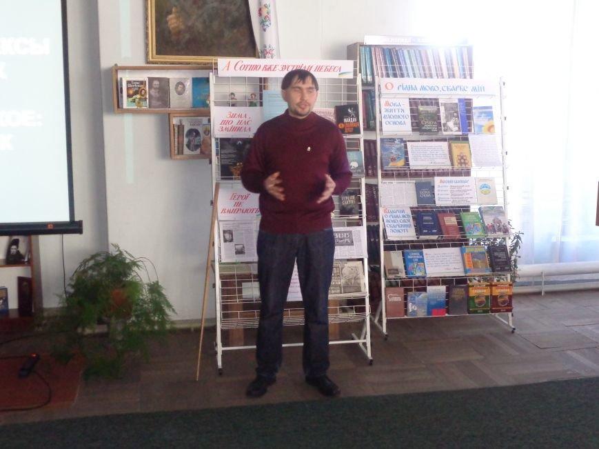 В Красноармейске рассказали о спасении природы Донбасса и способах предотвращения экологической катастрофы (фото) - фото 11