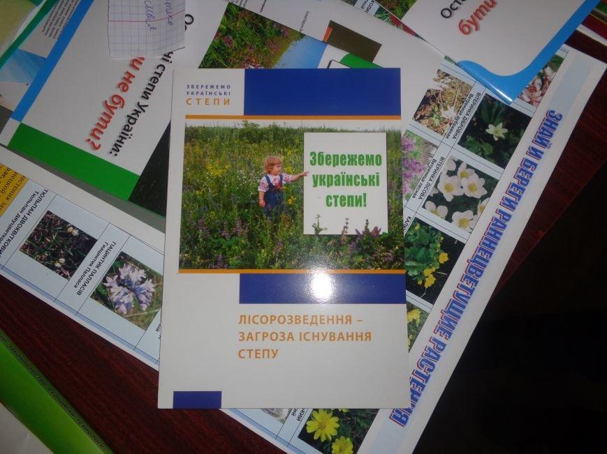 В Красноармейске рассказали о спасении природы Донбасса и способах предотвращения экологической катастрофы (фото) - фото 3