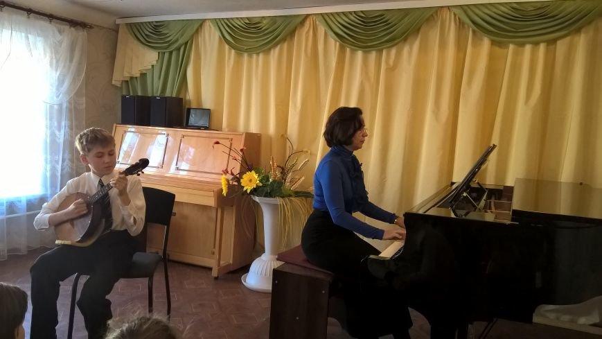 Авдеевские школьники побывали «В мире музыкальных инструментов» (ФОТО), фото-1
