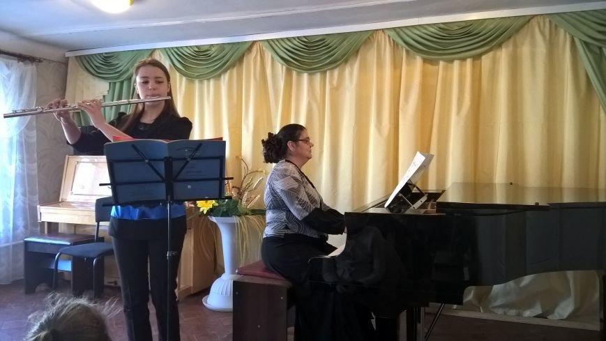 Авдеевские школьники побывали «В мире музыкальных инструментов» (ФОТО), фото-2