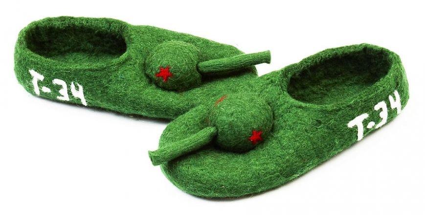 Как из носков сделать танк, или Веселые подарки на 23 февраля. Фотоподборка (фото) - фото 1