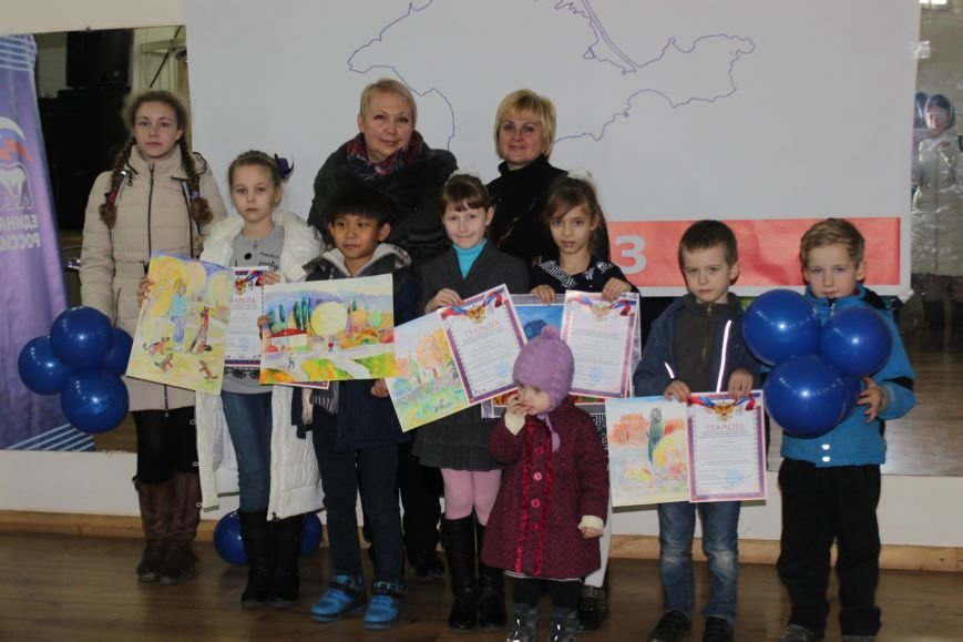 Юные алупкинские художники приняли участие в конкурсе «Мир, в котором я живу», фото-2