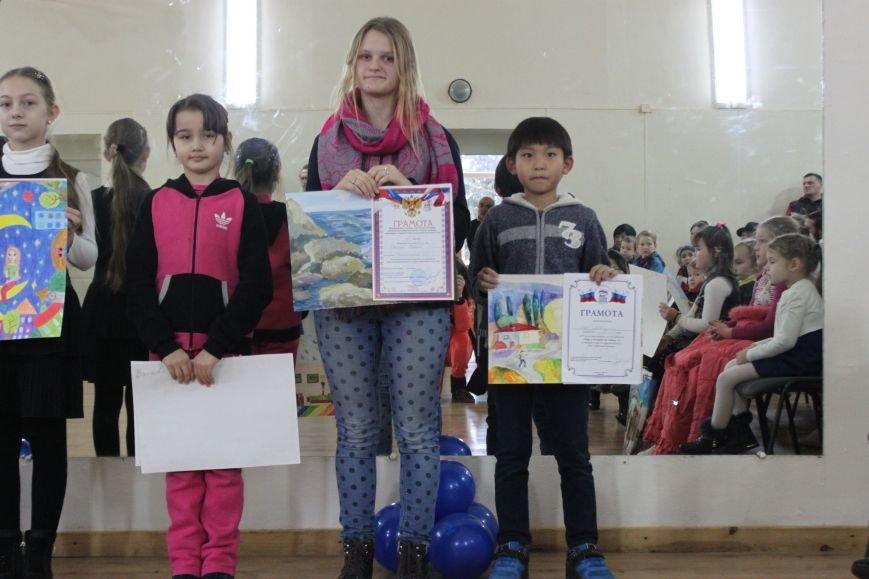 Юные алупкинские художники приняли участие в конкурсе «Мир, в котором я живу», фото-4
