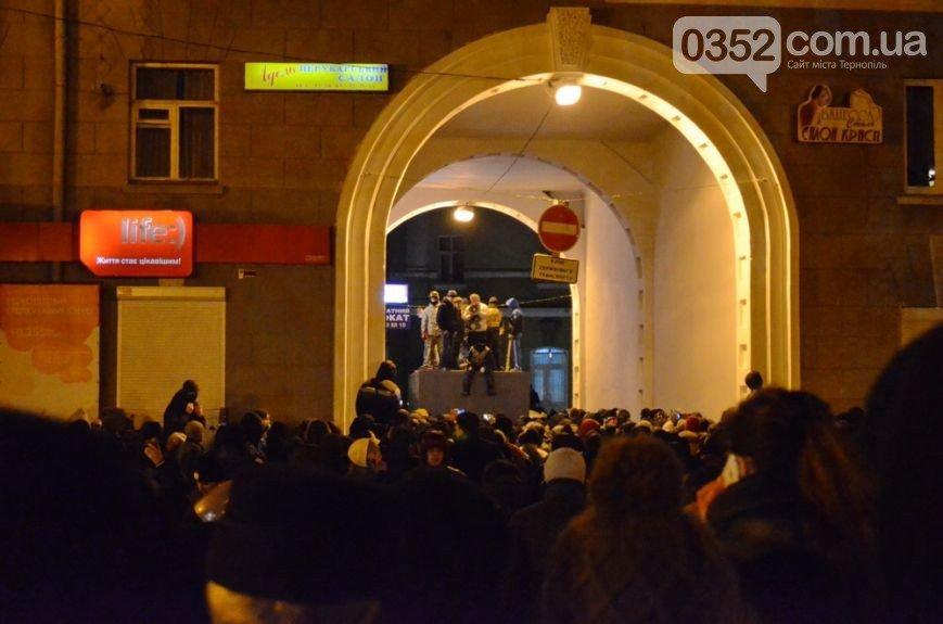 Як у Тернополі намагалися викурити ницість з ОДА та правоохоронних органів (Фоторепортаж) (фото) - фото 1