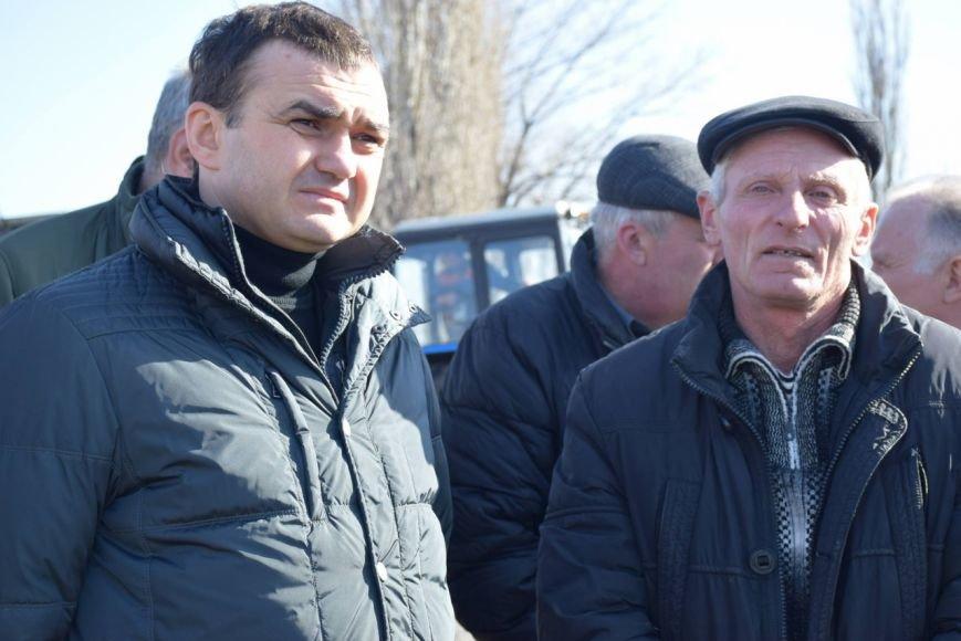 21-й век: Жители села на Николаевщине узнали, что такое вода (ФОТО) (фото) - фото 1