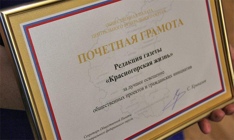 Проекты брянских СМИ отметили дипломами ЦФО (фото) - фото 2