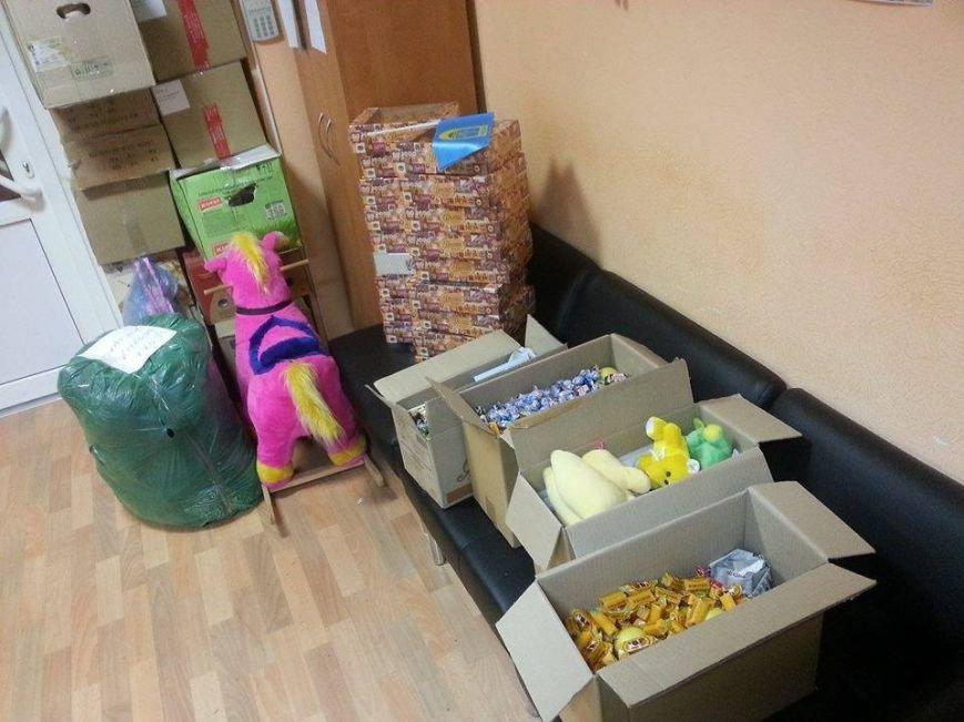 Дети Северодонецкой школы-интерната получили помощь от волонтеров (ФОТО), фото-2
