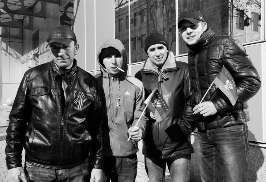 Российский журналист и фотограф Виктория Ивлева рассказала как вывозила славянцев во время оккупации (фото) - фото 4