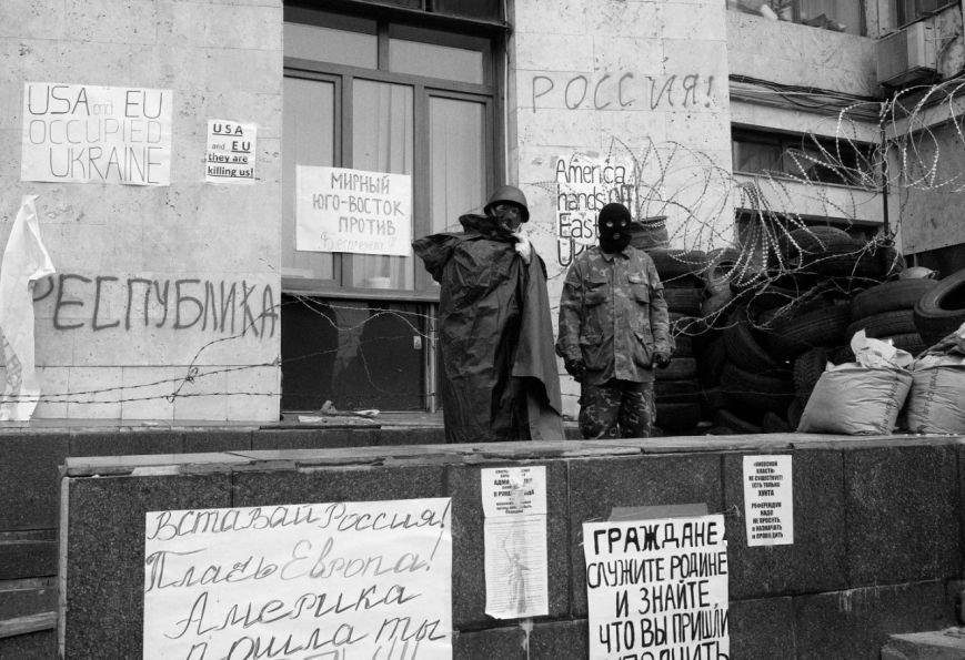 Российский журналист и фотограф Виктория Ивлева рассказала как вывозила славянцев во время оккупации (фото) - фото 1