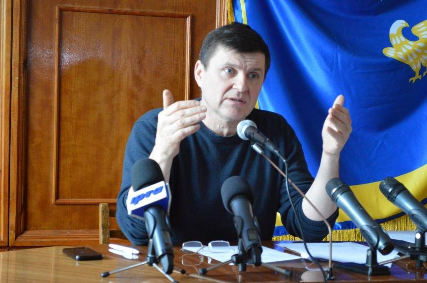 Внеочередная сессия Северодонецкого горсовета не обошлась без скандала (ФОТО), фото-2