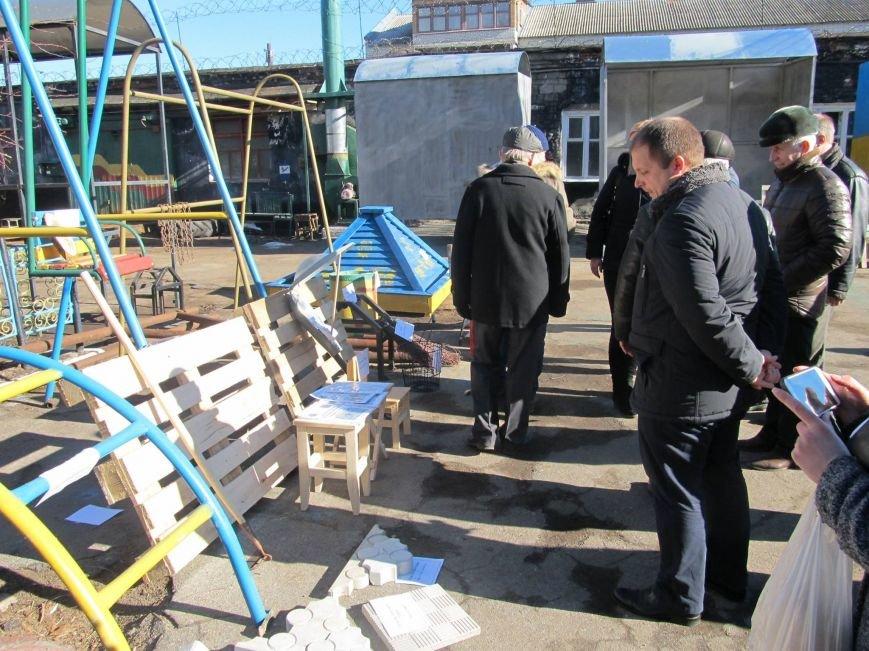Спостережна комісія міської ради провела виїзне засідання в Конотопському виправному центрі №130(Фото), фото-1