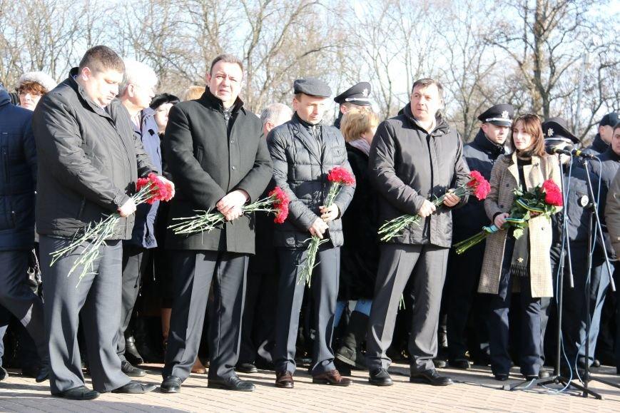 Черниговские патрульные полицейские приняли присягу, фото-2