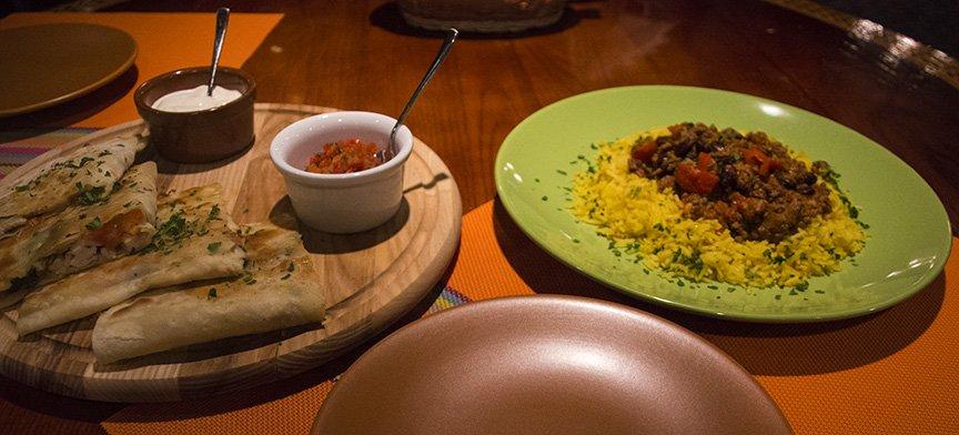 Рестораны Киева: потрепанное меню, кесадилья и скидки в немексиканском Poco Loco, фото-5
