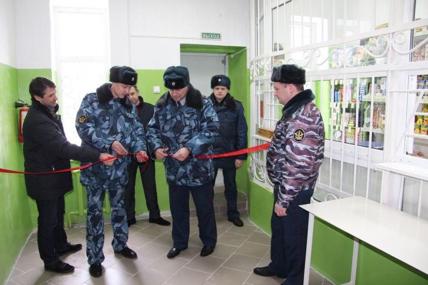 В Ульяновской колонии открылся магазин для осужденных, фото-1