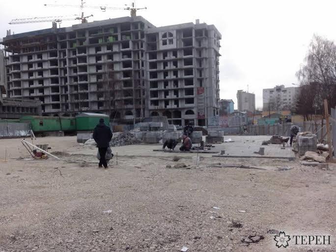 Тернополяни вже два роки чекають на встановлення пам'ятника «Небесній сотні» (фото) (фото) - фото 1