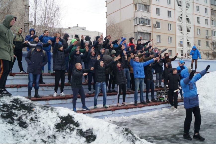 Белгородский «Энергомаш» уступил в домашнем матче «Локомотиву» из Лисок (фото) - фото 4