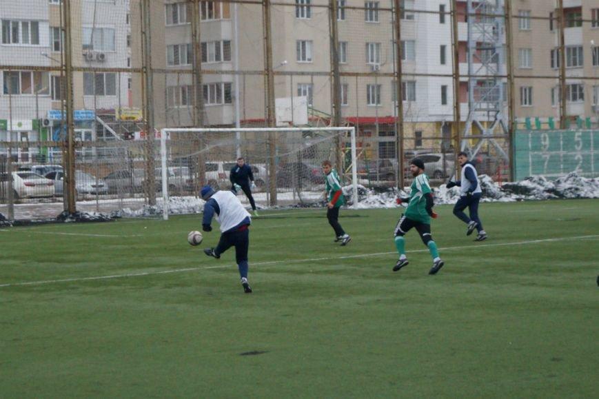 Белгородский «Энергомаш» уступил в домашнем матче «Локомотиву» из Лисок (фото) - фото 7