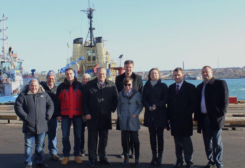 Ильичевский (Черноморский) порт: В поле зрения инвесторов 4-й терминал (+Фото) (фото) - фото 1
