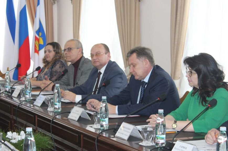В администрации города Симферополя состоялась церемония подписания соглашения с делегацией Греческой Республики (ФОТО) (фото) - фото 1