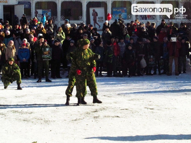 Боевые искусства и солдатская каша в честь праздника Защитников Отечества (фото) - фото 1