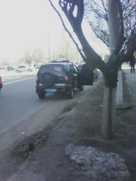 В Кременчуге иномарка сбила мужчину на пешеходном переходе (ФОТО) (фото) - фото 1