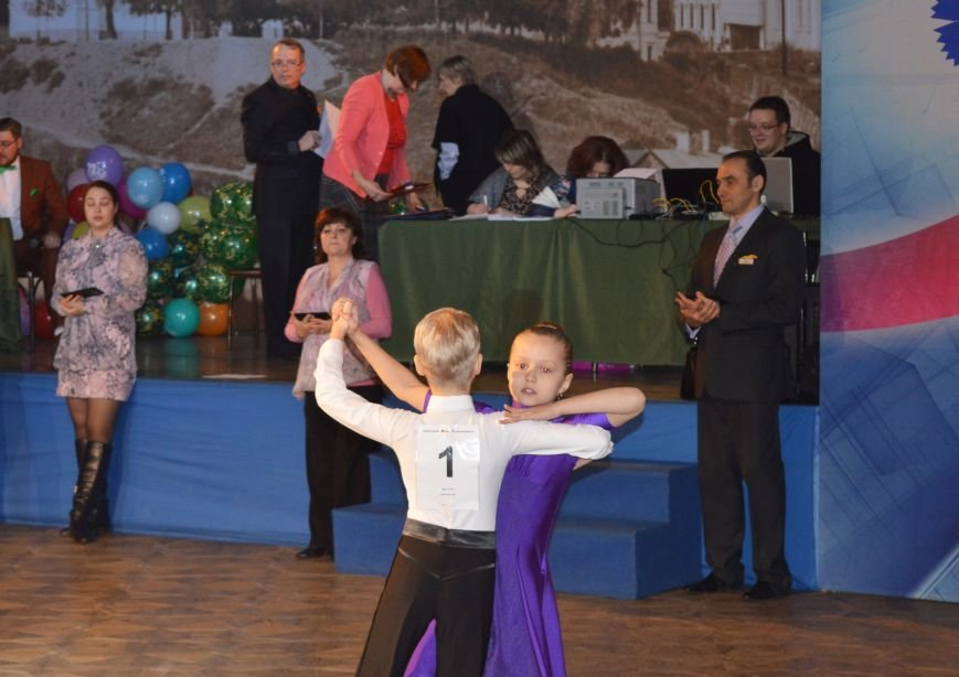 В Витебске прошел городской конкурс, в котором участвовали танцоры в возрасте от 4 до 75 лет, фото-1