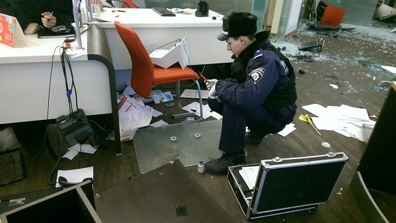 Полиция начала производство из-за нападений на банки в Киеве (ФОТО) (фото) - фото 3