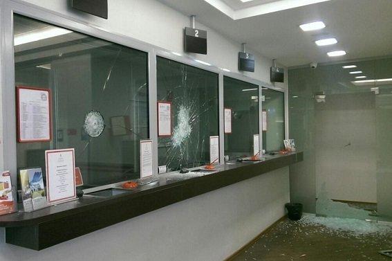 Полиция начала производство из-за нападений на банки в Киеве (ФОТО) (фото) - фото 1
