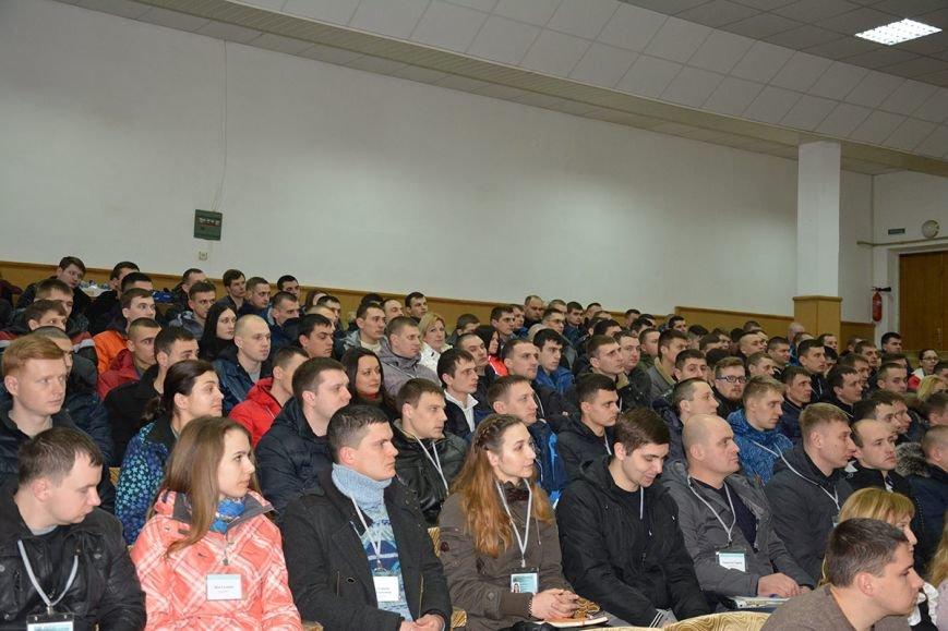 В Днепропетровске будущие криворожские копы приступили к обучению (ФОТО) (фото) - фото 2