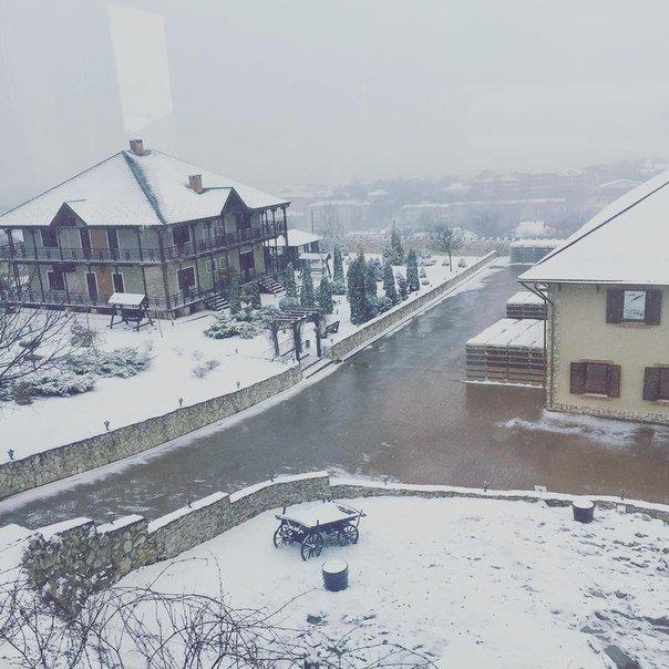 Север Одесской области засыпало снегом (ФОТО) (фото) - фото 1