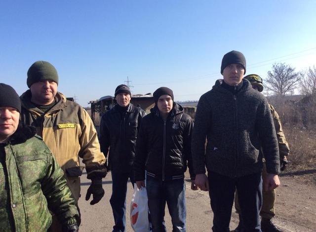 Из плена террористов освобожден еще один украинский герой (ФОТО) (фото) - фото 2