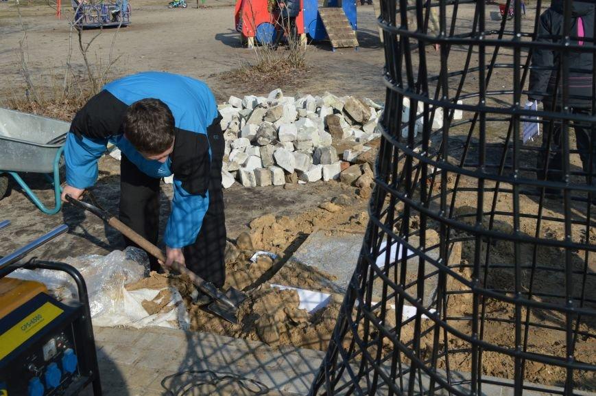 В Северодонецке установили кованые фигуры по мотивам произведения Гоголя (ФОТО), фото-1
