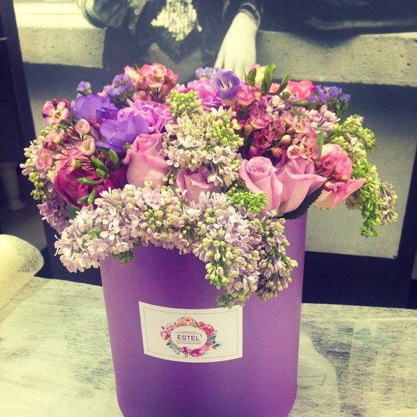 Успейте сделать предзаказ цветов на 8-ое марта в цветочной мастерской ESTEL' (фото) - фото 2